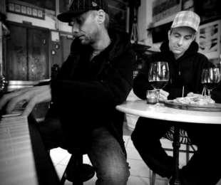 RUFINO & BONIFAX Live Set dar Ciriola