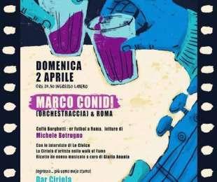 Marco Conidi | Boni come er pane #2 | dar Ciriola