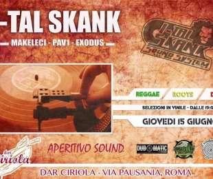 I-tal Skank Sound System   dar Ciriola