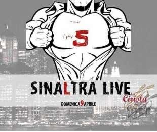 Sinaltra Live   dar Ciriola