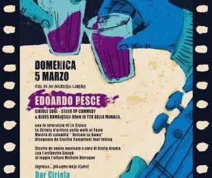 Edoardo Pesce | Boni come er pane #2 | dar Ciriola
