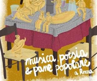 Boni come er pane: Natale di Roma con la poesia di Alessandro Pieravanti (Muro del Canto) & un omaggio a Franco Califano